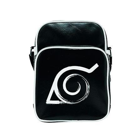 Naruto Shippuden Konoha Small Vinyl Messenger Bag