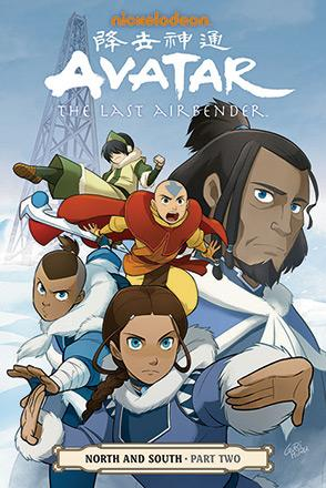 Avatar: The Last Airbender: North and South Part 2