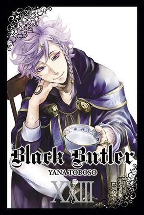 Black Butler Vol 23