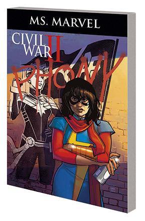 Ms Marvel Vol 6: Civil War II