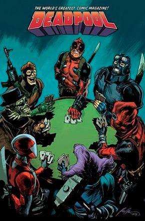 Deadpool World's Greatest Vol 5: Civil War II