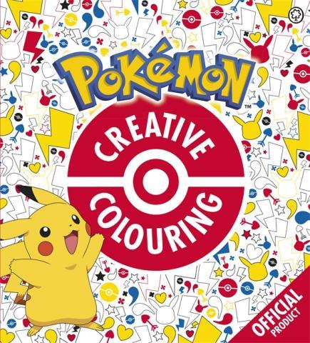 Pokemon Creative Colouring