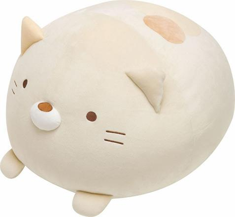 Sumikkogurashi Neko: Super Soft Cushion
