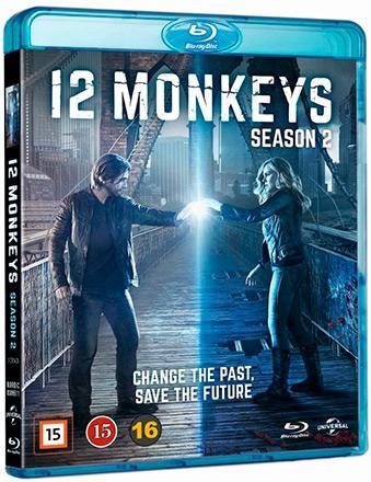 12 Monkeys, Season Two