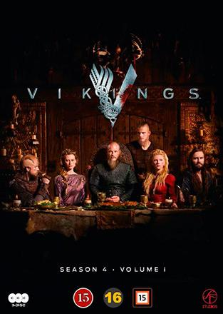 Vikings, säsong 4, volume 1