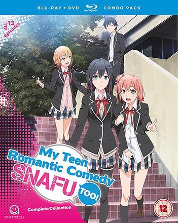 My Teen Romantic Comedy SNAFU Too!