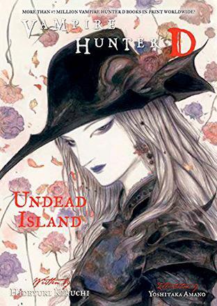 Vampire Hunter D Novel Vol 25: Undead Island