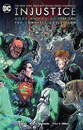 Injustice: Gods Among Us Year 2 Complete Collection