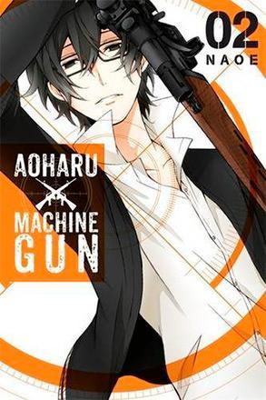 Aoharu X Machinegun Vol 2