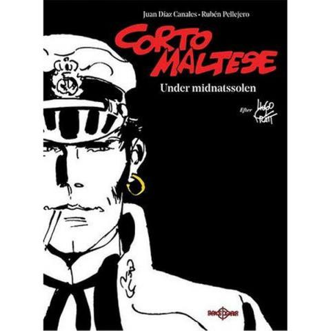 Corto Maltese - Under midnattsolen deluxe