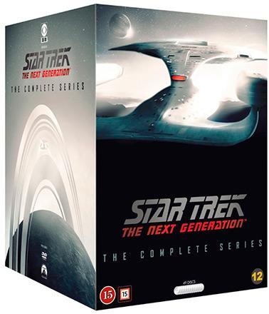 Star Trek the Next Generation Complete Series