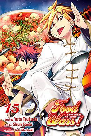 Food Wars Vol 15