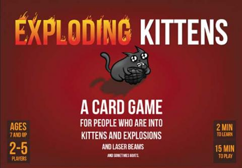Limited First Edition - Meowing Box
