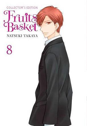 Fruits Basket Collector's Edition Vol 8