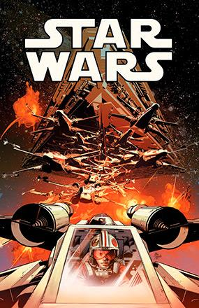 Star Wars Vol 4: Last Flight of the Harbinger