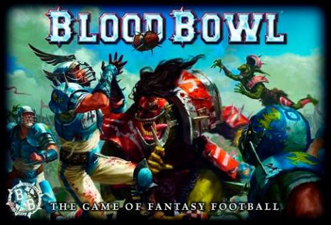Blood Bowl The Game Of Fantasy Football