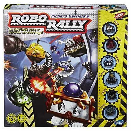 Robo Rally (2016 Edition)