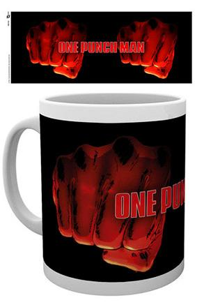 One-Punch Man Mug Fist