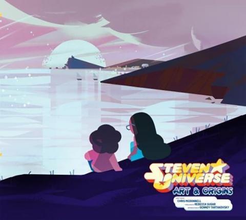 Steven Universe: Art and Origins
