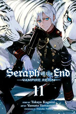 Seraph of the End Vampire Reign Vol 11