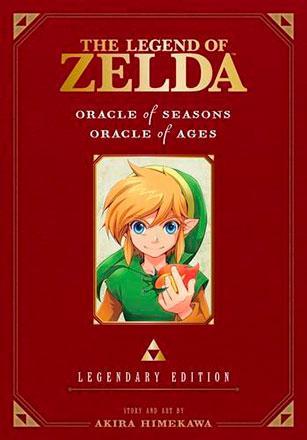The Legend of Zelda Legendary Edition Vol 2