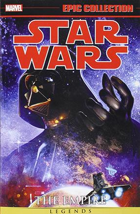 Star Wars Legends Epic Collection: The Empire Vol 3