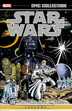 Star Wars Legends Epic Collection: The Newspaper Strips Vol 1