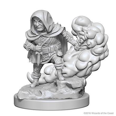 Dwarf Female Wizard