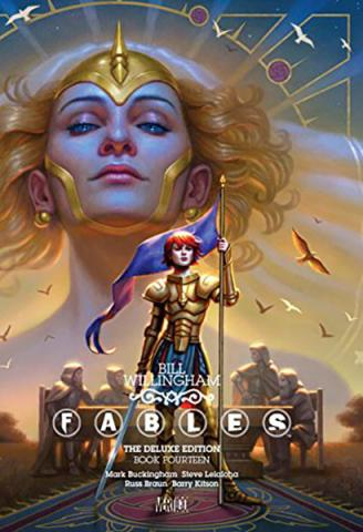 Fables Deluxe Edition Vol 14