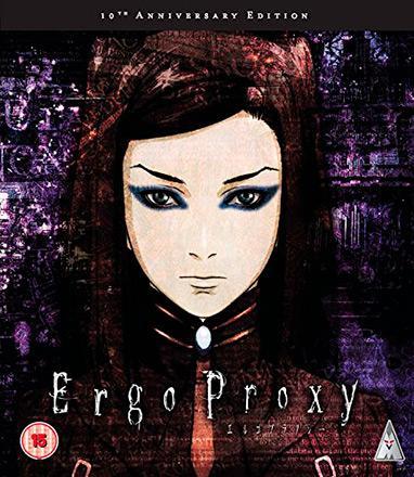 Ergo Proxy Box