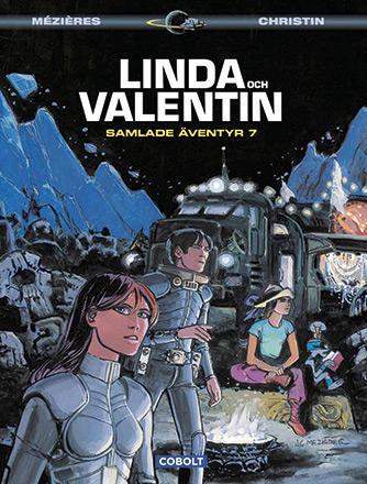 Linda och Valentin: Samlade äventyr del 7