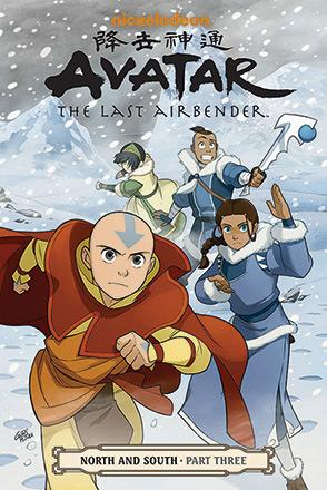 Avatar: The Last Airbender: North and South Part 3