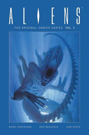 Aliens: The Original Comics Series Vol 2