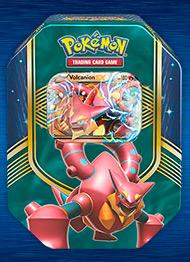 Battle Heart Tin Volcanion