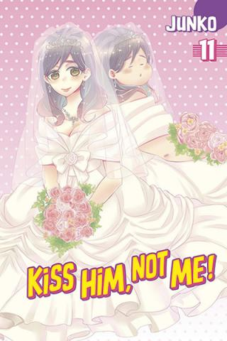 Kiss Him, Not Me 11