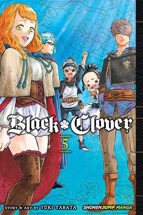 Black Clover Vol 5