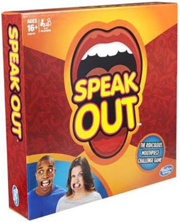 Speak Out! (Svensk)