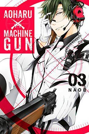 Aoharu X Machinegun Vol 3