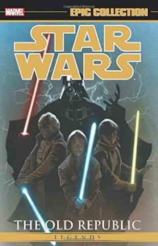 Star Wars Legends Epic Collection: The Old Republic Vol 2