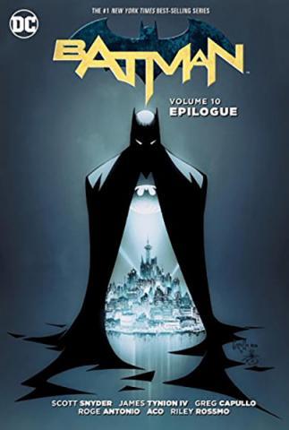 Batman Vol 10: Epilogue