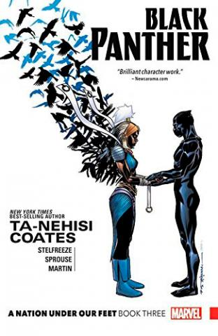 Black Panther Book 3: A Nation Under Our Feet Part 3