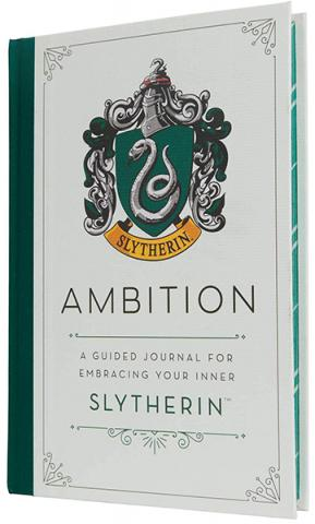 Ambition: A Guided Journal for Embracing Your Inner Slytherin