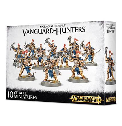 Vanguard Hunters