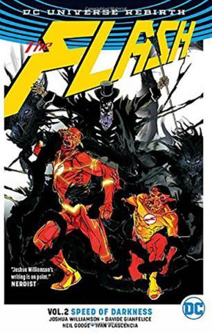 The Flash Rebirth Vol 2: Speed of Darkness