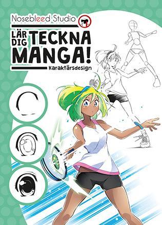 Lär dig teckna manga! Karaktärsdesign