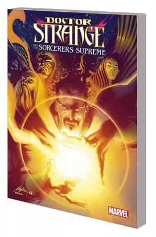 Doctor Strange and the Sorcerer Supreme Vol 1: Out of Time