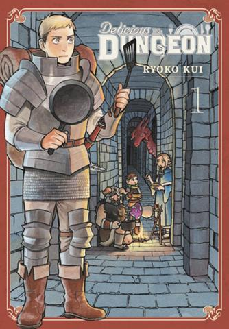 Delicious in Dungeon Vol 1