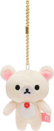 Rilakkuma Korilakkuma Plush Mini Hanging