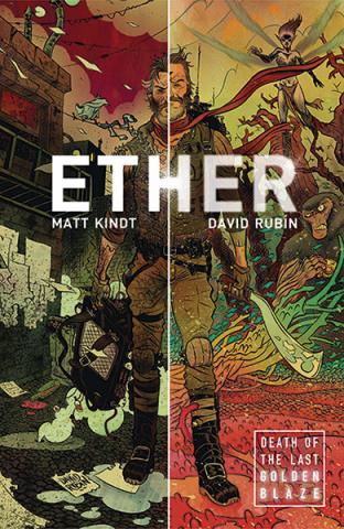 Ether Vol 1: Death of the Last Golden Blaze