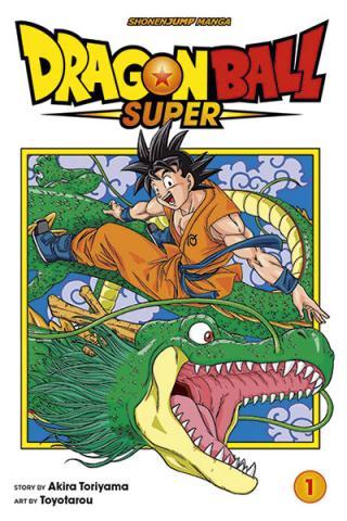 Dragon Ball Super Vol 1